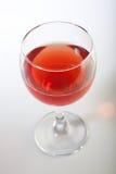 розовое вино Стоковые Фото