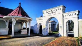 Розовое кладбище холма Стоковые Изображения RF