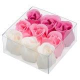 розовое мыло Стоковое Фото