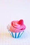 Розовое пирожне Стоковые Фотографии RF