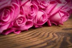 Розовое цветене стоковое фото rf
