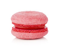 Розовое macaron Стоковое фото RF