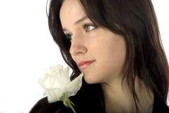 розовые женщины Стоковое Изображение