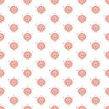 розовые овцы Картина бесплатная иллюстрация