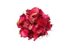 Розовые педали стоковые изображения rf