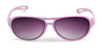 розовые солнечные очки Стоковое фото RF