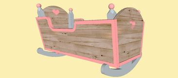 Розовый вашгерд Стоковые Изображения RF