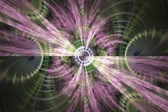 розовый ветер Стоковое Изображение