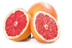 Розовый грейпфрут Стоковые Фото