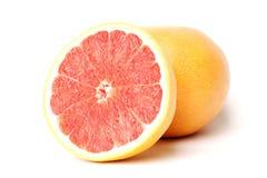 Розовый грейпфрут Стоковая Фотография