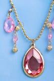 розовый камень Стоковое Изображение