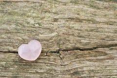 Розовый кварц Стоковая Фотография RF