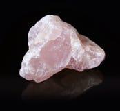 розовый кварц Стоковые Изображения RF