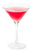 Розовый коктеил Стоковое Изображение
