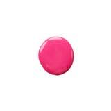 Розовый маникюр Стоковое фото RF