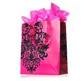 Розовый мешок Стоковое Изображение RF