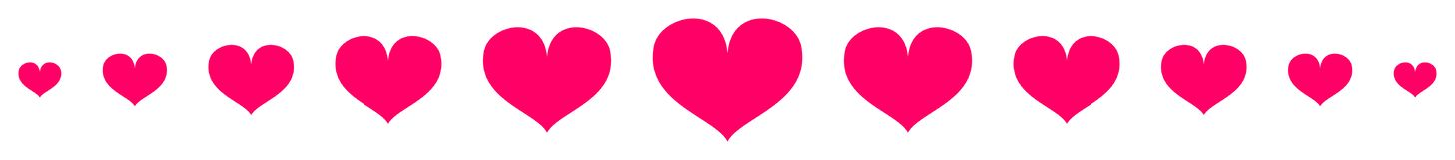 Розовый рассекатель сердца иллюстрация вектора