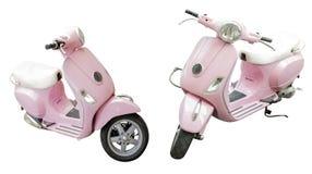 Розовый самокат Стоковое Изображение RF