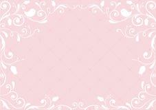розовый сбор винограда Стоковые Изображения