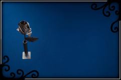 розовый серебр Стоковая Фотография