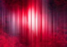 розовый спектр striped Стоковое фото RF