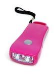 розовый факел Стоковое Изображение