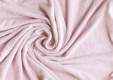 Розовый хлопок Стоковое Изображение