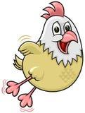 Розовый цыпленок 01 Стоковые Фотографии RF