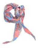 розовый шарф Стоковая Фотография RF