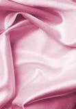 розовый шелк Стоковая Фотография RF