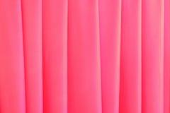 Розовый шелк ткани для предпосылки Стоковое Изображение RF