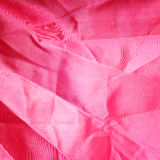 Розовый шелк ткани Стоковые Фото