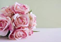 розы букета розовые Стоковые Фото