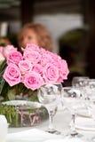 розы букета розовые Стоковое фото RF