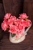 розы букета розовые Стоковое Фото