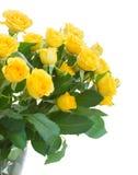 розы букета свежие Стоковая Фотография