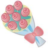 розы букета Стоковое Изображение