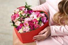Розы в форме шестка Стоковая Фотография