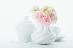 розы жизни все еще Стоковая Фотография RF