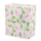 розы подарка коробки Стоковая Фотография