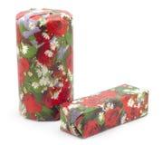 розы подарка коробки Стоковые Изображения RF