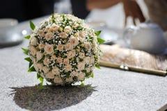розы пука розовые wedding Стоковое Изображение