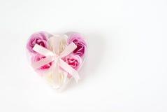 розы сердца Стоковое Изображение