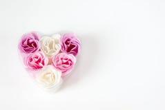 розы сердца Стоковые Фото