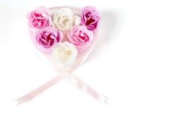 розы сердца Стоковая Фотография RF