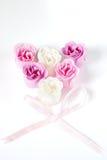 розы сердца Стоковые Изображения RF