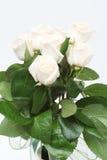 розы сливк i букета Стоковая Фотография RF