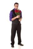 розы человека Стоковые Фото