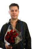розы человека Стоковые Изображения