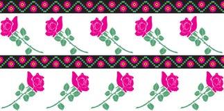 розы иллюстрация вектора